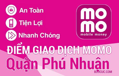 Điểm giao dịch MoMo Quận Phú Nhuận , Hồ Chí Minh