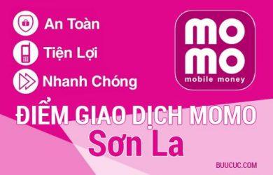 Điểm giao dịch MoMo Sơn La