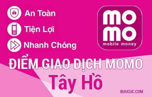 Điểm giao dịch MoMo Tây Hồ, Hà Nội