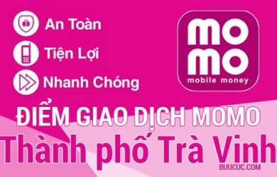 Điểm giao dịch MoMo Thành phố Trà Vinh, Trà Vinh