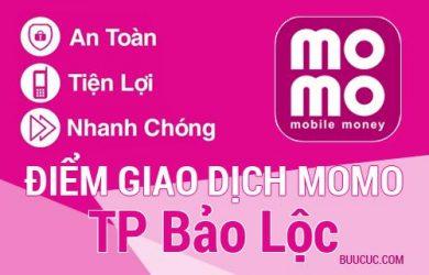 Điểm giao dịch MoMo TP Bảo Lộc, Lâm Ðồng