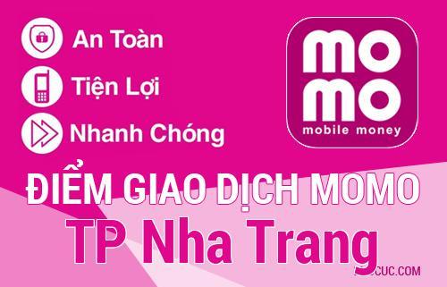 Điểm giao dịch MoMo TP Nha Trang, Khánh Hoà
