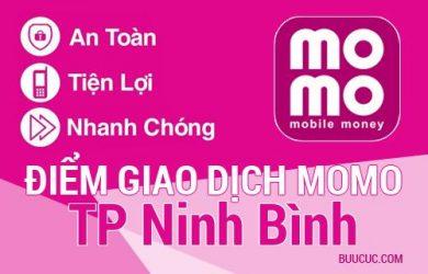 Điểm giao dịch MoMo TP Ninh Bình, Ninh Bình