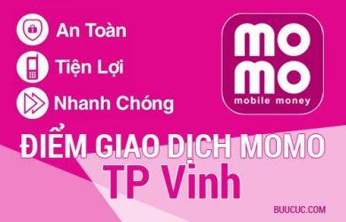 Điểm giao dịch MoMo TP Vinh, Nghệ An