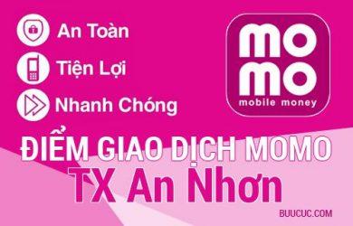 Điểm giao dịch MoMo TX An Nhơn, Bình Ðịnh