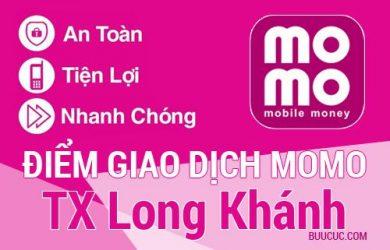 Điểm giao dịch MoMo TX Long Khánh, Ðồng Nai