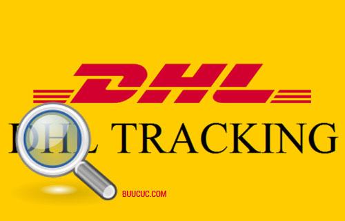 Tra cứu vận đơn DHL