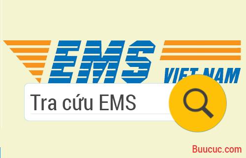 Tra cứu vận đơn EMS