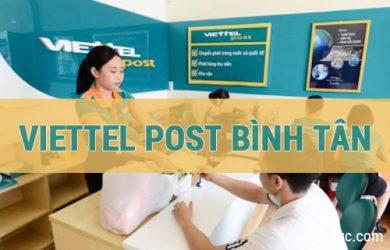 Viettel Post Bình Tân – Tp.Hồ Chí Minh