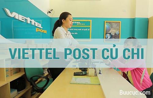 Viettel Post Củ Chi – Tp.Hồ Chí Minh