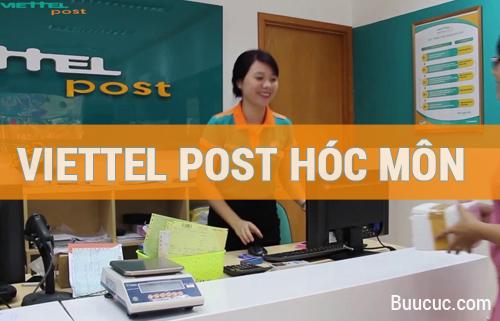 Viettel Post Hóc Môn – Hồ Chí Minh