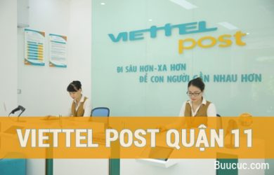 Viettel Post Quận 11 – Tp.Hồ Chí Minh