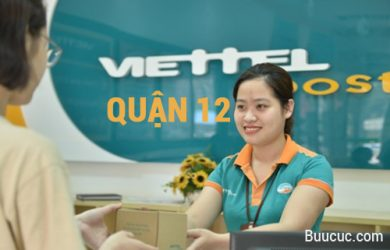 Viettel Post Quận 12 – Hồ Chí Minh