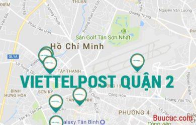 Viettel Post Quận 2 – Tp.Hồ Chí Minh