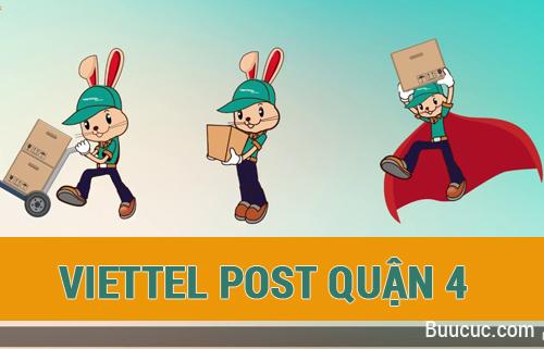 Viettel Post Quận 4 – Tp.Hồ Chí Minh