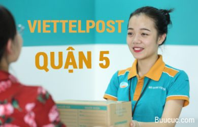 Bưu Cục Viettelpost Quận 5