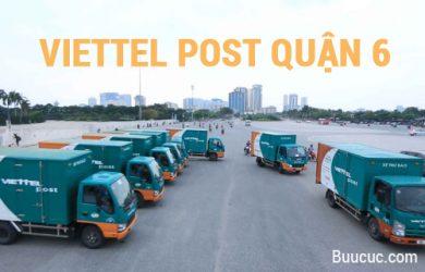 Viettel Post Quận 6 – Hồ Chí Minh