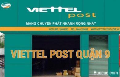 Viettel Post Quận 9 – Hồ Chí Minh