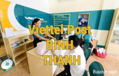 Viettel Post Bình Thạnh – Hồ Chí Minh