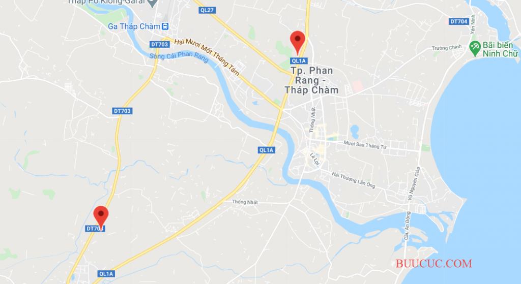 Ninja Van Ninh Thuận