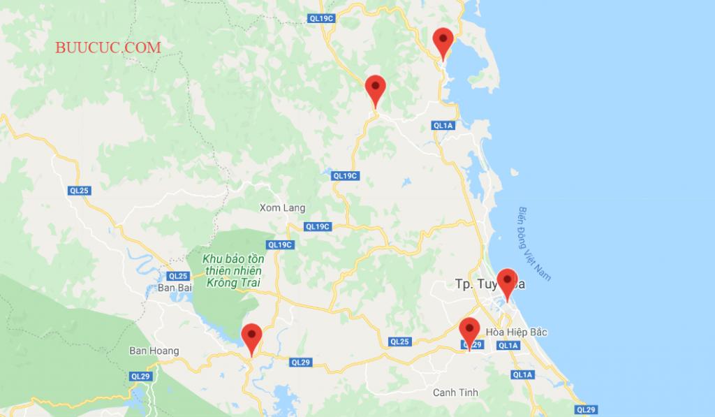 Ninja Van Phú Yên