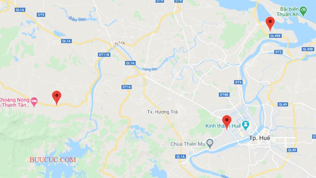 Ninja Van Thừa Thiên Huế