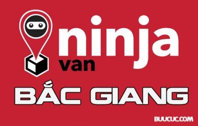 Ninja Van Bắc Giang
