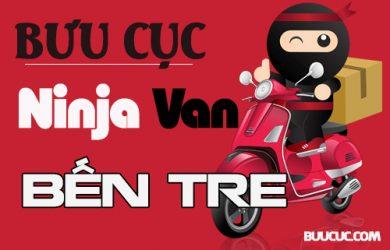 Điểm gửi hàng Ninja Van Bến Tre