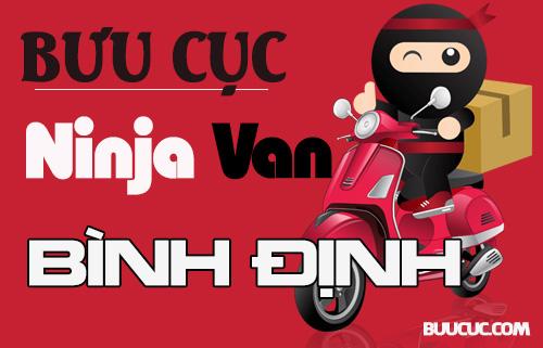 Bưu cục Ninja Van Bình Định