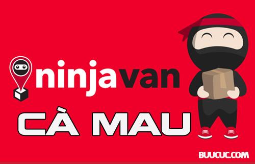 Các bưu cục Ninja Van Cà Mau
