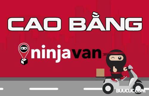 Bưu cục Ninja Van Cao Bằng