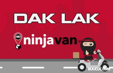 Ninja Van Đăk Lăk