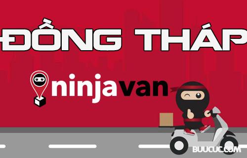Bưu cục Ninja Van Đồng Tháp