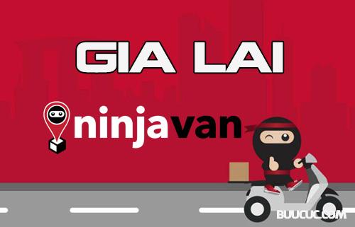 Các bưu cục Ninja Van tại Gia Lai