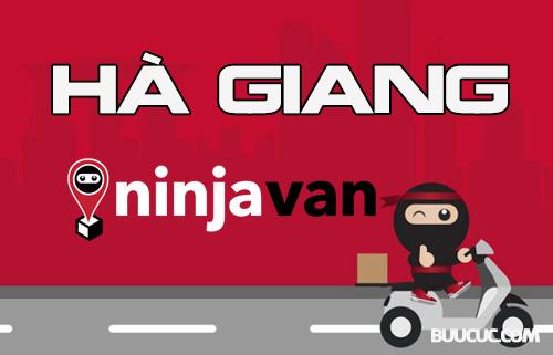 Bưu cục Ninja Van Hà Giang