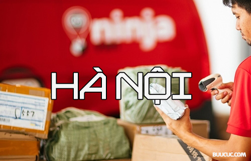 Bưu cục Ninja Van Hà Nội