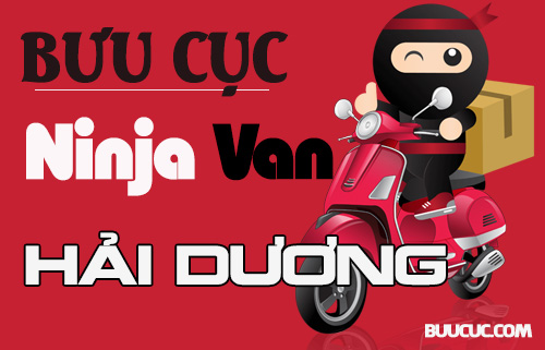 Bưu cục Ninja Van Hải Dương