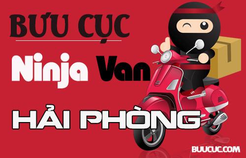 Ninja Van Hải Phòng