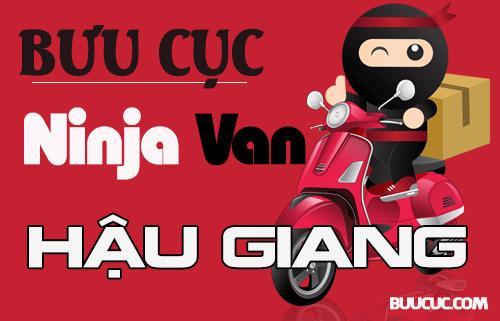Ninja Van Hậu Giang