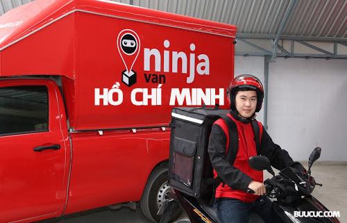 Danh sách bưu cục Ninja Van TP. Hồ Chí Minh