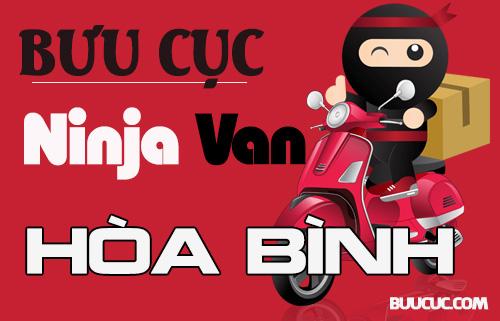 Danh Sách Bưu cục Ninja Van Hòa Bình