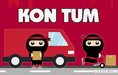 Danh Sách bưu cục Ninja Van Kon Tum