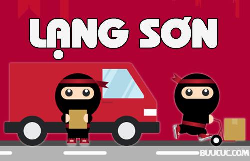 Điểm gửi hàng Ninja Van Lạng Sơn