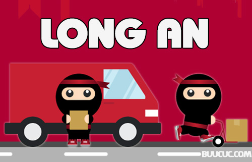 Ninja Van Long An