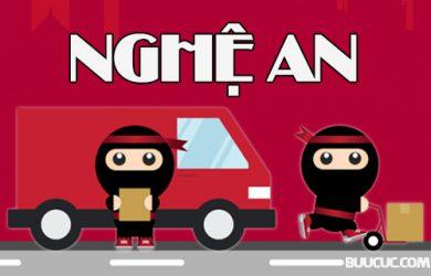 Tổng hợp bưu cục Ninja Van Nghệ An