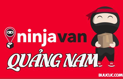Địa điểm bưu cục Ninja Van Quảng Nam