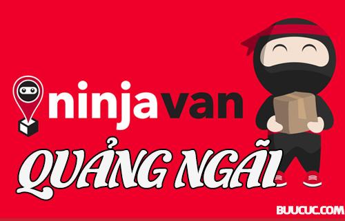 Ninja Van Quảng Ngãi