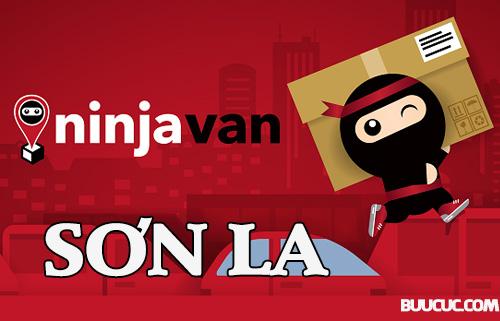 Các điạ điểm bưu cục Ninja Van Sơn La