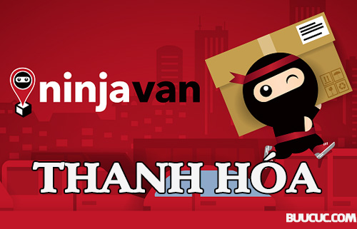 Danh Sách Bưu cục Ninja Van Thanh Hóa