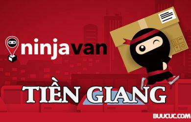 Ninja Van Tiền Giang